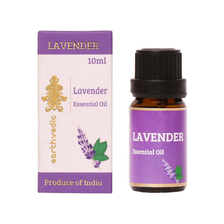 Earthvedic Lavender Essential Oil
