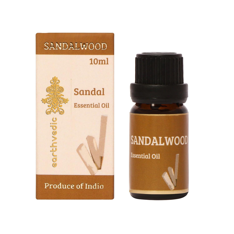 Earthvedic Sandalwood Essential Oil
