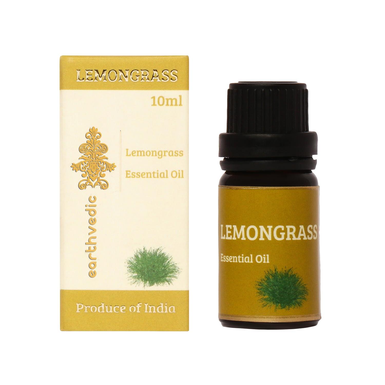 Earthvedic Lemongrass Essential Oil