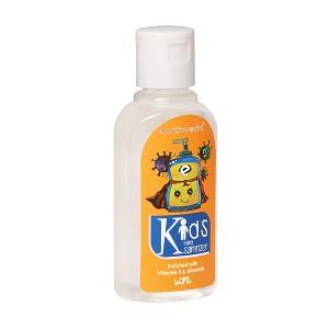 earthvedic kids sanitizer-side