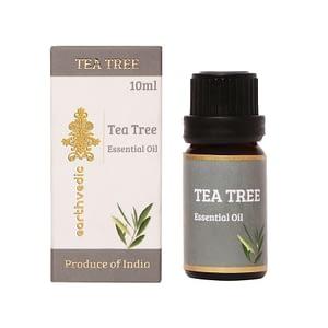 Earthvedic Tea Tree Essential Oil